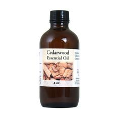 Show details for Cedarwood Essential Oil - 4 oz. Cedarwood Oil, Cedarwood Essential Oil, Essential Oils, Natural Insecticide, Natural Diuretic, African Imports, Natural Deodorant, How To Treat Acne, How To Relieve Stress