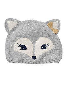 Fox Sweater Hat