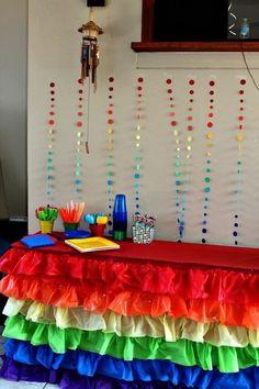 Alyssa's Rainbow Party