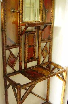I have a weakness for Victorian Bamboo furniture