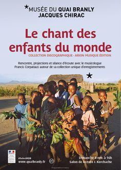 musée du quai Branly - Jacques Chirac - Production - musée du quai Branly - Jacques Chirac - Le Chant des enfants du monde