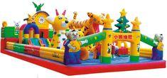 Resultados de la búsqueda de imágenes: inflebles de castillos - Yahoo Search Results Yahoo Search Inflatable Slide, Outdoor Workouts, Guangzhou, Playground, Childhood, Toys, Outdoor Decor, Image Search, Castles