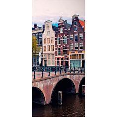 Deursticker Amsterdamse huizen   Een deursticker is precies wat zo'n saaie deur nodig heeft! YouPri biedt deurstickers zowel mat als glanzend aan en ze zijn allemaal weerbestendig! Verkrijgbaar in verschillende afmetingen.   #deurstickers #deursticker #sticker #stickers #interieur #interieurprint #interieurdesign #foto #afbeelding #design #diy #weerbestendig #nederland #holland #amsterdam #gracht #grachten #herenhuis #straatbeeld
