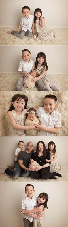 Family photos in Regina, Saskatchewan | Holly Schaeffer Photography | Newborn Cake Smash Photographer