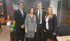 Na manhã de hoje, 18, representantes da Fenapef estiveram reunidos com a Ministra do TCU, Ana Arraes, para tratar do regime de sobreaviso dos policiais federais que foiregulamentado em decisã ...