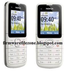 Nokia C1-02i Flash File