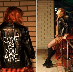 COME AS YOU ARE. (by Paula Ilona Viktoria) http://lookbook.nu/look/3845863-COME-AS-YOU-ARE