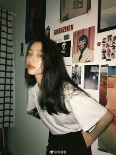 Image in ulzzang girls. Pretty People, Beautiful People, Photography Poses, Fashion Photography, Teen Girl Photography, Photographie Portrait Inspiration, Ulzzang Korean Girl, Uzzlang Girl, Girl Hair