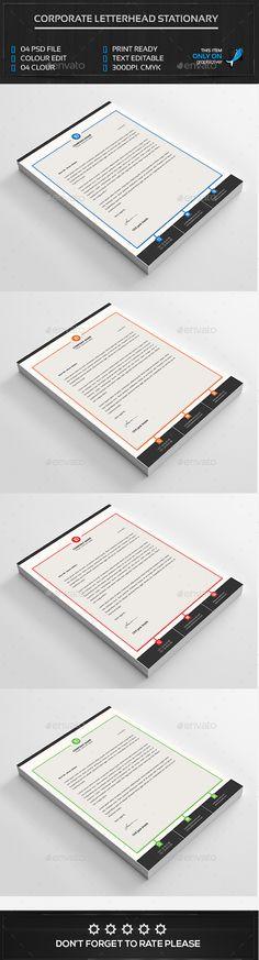 free letterhead templates amp examples company business personal - free letterhead templates download