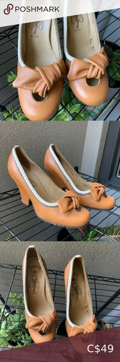FLY LONDON Platform Shoes FLY LONDON Platform Shoes in EUR 40 The colour is soft orange with cream piping. Extremely comfortable and just really gorgeous Excellent condition Fly London Shoes Platforms Black Platform, Platform Shoes, Fly London Shoes, Blue Khakis, Black Button, Platforms, Boat Shoes, Fashion Tips, Fashion Trends