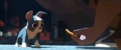 Feast Animated Short – Bonus Content of Big Hero 6 | Optimistic Mommy