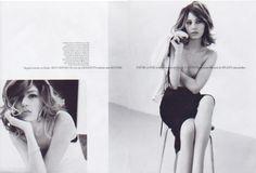 Sofia Coppola looking like a Gisele. (I want that hair.)