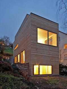 design fertighaus kologisch ged mmt haus. Black Bedroom Furniture Sets. Home Design Ideas