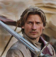 Jaime Lannister Painting