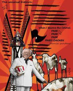 The Socialist Kitchen