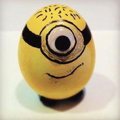 Little Minion Easter Egg