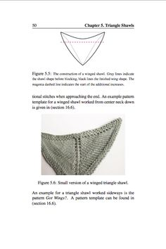 Preview: Shawl Design in Plain English, 2015 Edition