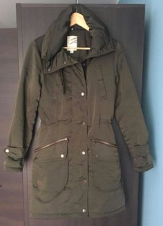 Military Jacket, Raincoat, Jackets, Fashion, Rain Jacket, Down Jackets, Moda, Field Jacket, Fashion Styles
