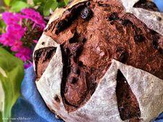 Čokoládový chléb – Sourdough Noir – Vůně chleba Bread, Recipes, Brot, Baking, Breads, Ripped Recipes, Buns, Cooking Recipes
