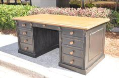 Custom Pine Desk