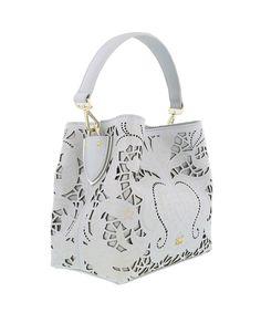 1a8c495495c4 ROBERTO CAVALLI Stardust 002 Avio Satchel Bag'. #robertocavalli #bags  #shoulder bags #hand bags #pvc #leather #satchel #