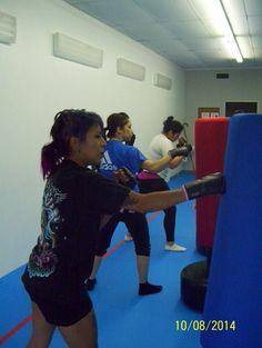 American Karate Fitness Kickboxing Boot Camp