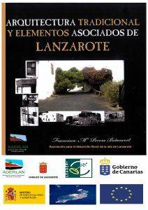 """Libro """"Arquitectura tradicional y elementos asociados deLanzarote"""""""