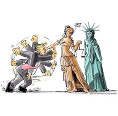 Justice to Liberty: I got this Trump guy.