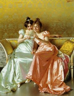 Vittorio Reggianini, 'The Letter'