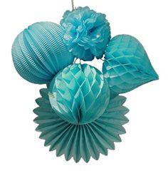 SUNBEAUTY Pack of 5 Blue Tissue Paper Pom Poms Paper Fan ... http://www.amazon.com/dp/B01E5HOG7G/ref=cm_sw_r_pi_dp_OIsnxb1RZ4W0A