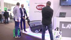 Оборудование и техника для уборки LAVOR PRO на выставке Pulire Verona 2017