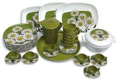 Goyana Melamine Table Set (c.1977)
