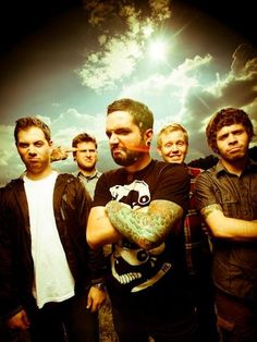 A Day To Remember. I can't tell you how happy I am to get to see these guys in April...Like I cried.