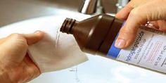 12 motivos para ter água oxigenada em casa. #limpeza