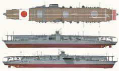Akagi Aircraft Carrier
