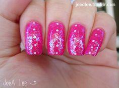 JeeA Lee's Nail Art