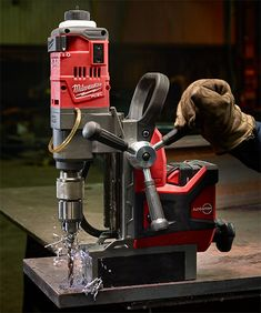 Milwaukee M18 FUEL Cordless Mag Drill 2787-22