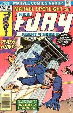 Marvel Spotlight (1971 1st Series) #31 VG - http://collectibles.goshoppins.com/comics/marvel-spotlight-1971-1st-series-31-vg/