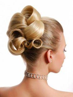 Wedding Hairstyles for Long Hair - Bridal Hair Dos Side Hairstyles, Wedding Hairstyles For Long Hair, Bridal Hairstyles, Bridesmaids Hairstyles, Blonde Hairstyles, Peinado Updo, Bridal Updo, Wedding Updo, Party Wedding
