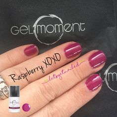 GelMoment Raspberry XOXO DIY gel manicure Beauty Tips, Beauty Hacks, Nail Colors, Colours, Hair Skin Nails, Get Nails, Jamberry Nails, Gel Manicure, Girly Things