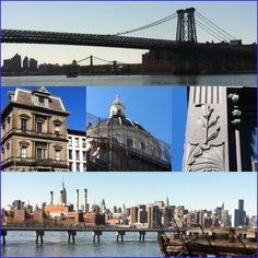 Williamsburg, Brooklyn is a great neighborhood to stroll around and discover great architecture, shops & eateries
