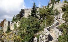 San Marino guaita fortress