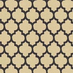 pattern for the rug. yellow with grey lines