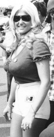 Big tits in racing picture 90