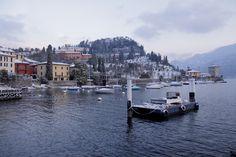 Bellagio winter view