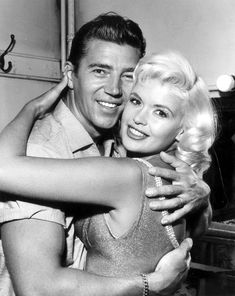 Jayne Mansfield and Mickey Hargitay-Mariska Hargitay is their daughter