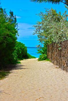 my way to the beach ;)