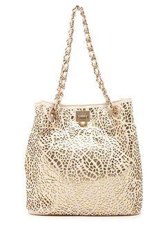 Ivanka Trump Handbags Rebecca Lasercut Handbag by Ivanka Trump Handbags on @HauteLook