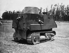 10 bizarre war machines from World War Two - http://www.warhistoryonline.com/war-articles/10-bizarre-war-machines-world-war-two.html
