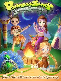 Princess Sandy: Jungle Journey- screenshot thumbnail